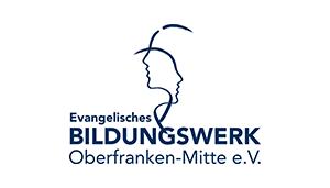 Logo Evangelisches Bildugnswerk Oberfranken-Mitte e.V.