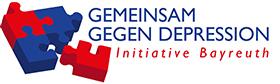 """Logo Initiative """"Gemeinsam gegen Depression Bayreuth"""""""